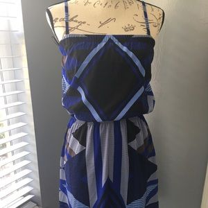 Express mini dress with removable straps!